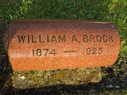 William A Brock