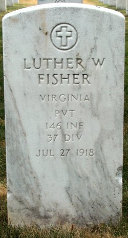 Pvt Luther W Fisher