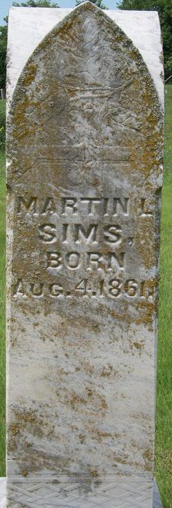 Martin Luther Sims