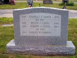 Nellie G <i>Casey</i> Slack