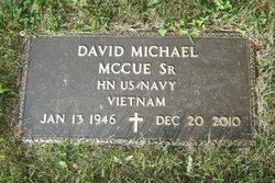 David Michael McCue, Sr