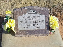 Bessie Florence Harris