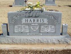 Fern Beatrice <i>Holder</i> Harris