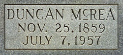 Duncan McRea Ipock