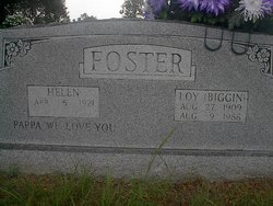 Loy Ray Foster