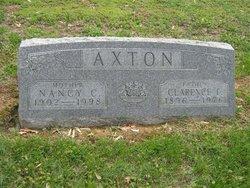 Nancy Carolyn <i>Morehead</i> Axton