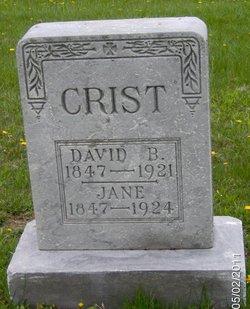 David Benton Crist