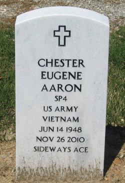 Chester Eugene Aaron