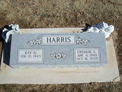 Freddie L Harris