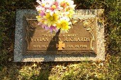 Vivian Lea <i>Shipley</i> Richards