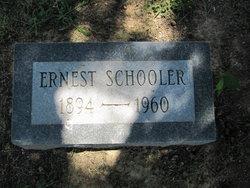 Ernest Schooler