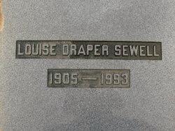 Louise <i>Draper</i> Sewell