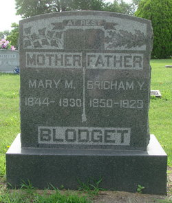 Brigham Young Blodget