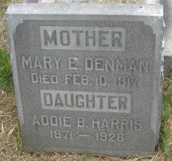Addie B. Harris