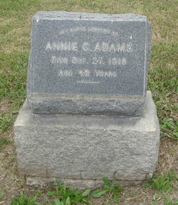 Annie C. Adams