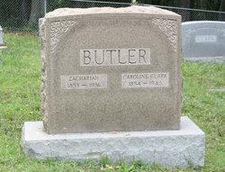 Caroline <i>Clark</i> Butler