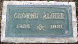 George Algier
