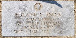 Corp Roland C Bud Mack