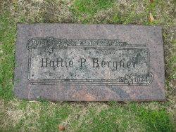 Hattie P. Bergner
