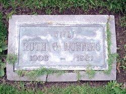 Ruth <i>Reynolds</i> Dunning