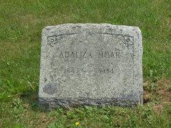 Adaliza Addie Hoar