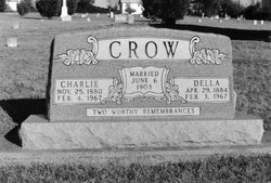 Charles Harvey Charlie Crow