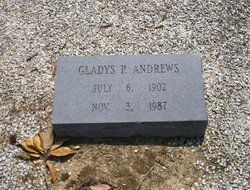 Gladys <i>Proctor</i> Andrews