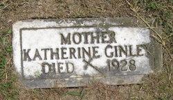 Katherine <i>Lahey</i> Ginley