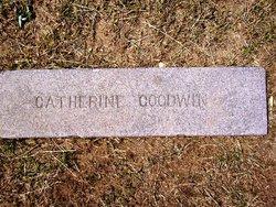 Catherine Rebecca <i>Irby</i> Goodwin