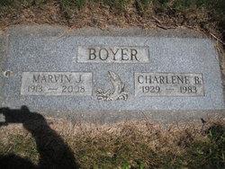 Charlene B Boyer