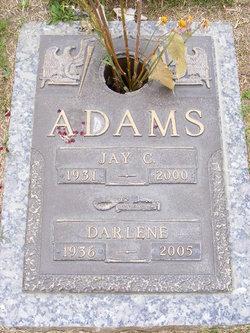 Darlene Faye Adams