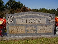 Clara L. <i>Whitmann</i> Pilgrim