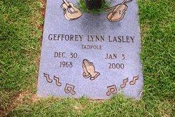 Gefforey Lynn Tadpole Lasley