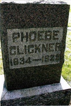 Phoebe Ann <i>Williams</i> Clickner