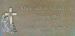 Lisa Gina <i>Noriega</i> Aleman