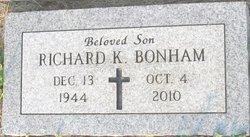 Richard Karl Bonham
