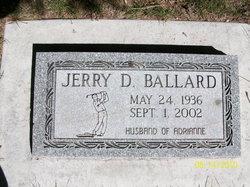 Jerry D. Ballard