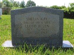 Shelia Kay Allen
