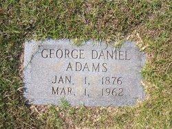 George Daniel Adams
