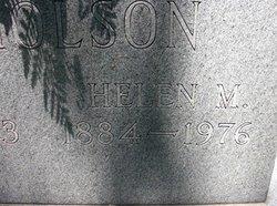Helen Louise <i>Martin</i> Nicholson