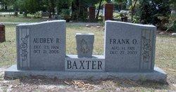 Audrey Faye <i>Rogers</i> Baxter