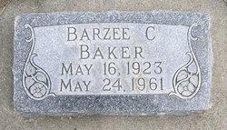 Barzee C. Baker