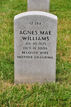 Agnes Mae Williams