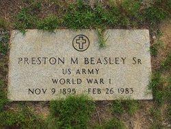 Preston M Beasley, Sr