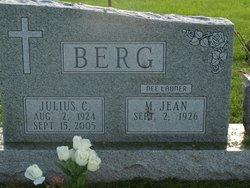 Julius Chellis Berg