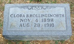Clora B Hollingsworth