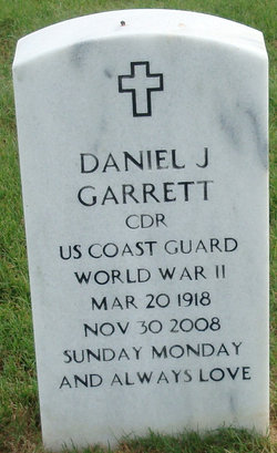 Daniel Joseph Garrett