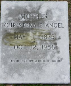 Christina <i>Elliott</i> Angel
