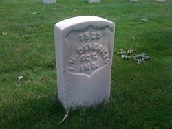 Sgt John H Devericks