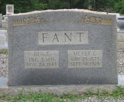 Benjamin Franklin Ben Fant